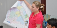 SCIENTISTS OF PSU AND UNIVERSITY OF COLORADO ARE PLANNING TO CREATE MAP OF PAVLODAR