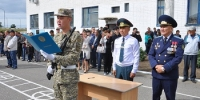STUDENTS OF PSU MILITARY DEPARTMENT TOOK THE OATH
