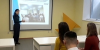 STARTUPPERS OF PSU PRESENTED THEIR NEW PROJECTS