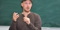 КАЗАХСКАЯ СТЕПЬ – КОЛЫБЕЛЬ КОВБОЕВ «ДИКОГО ЗАПАДА»: ЖУРНАЛИСТ NATIONAL GEOGRAPHIC В ПГУ
