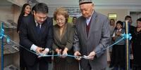 NATIONAL MUSEUM OF ARCHITECT KALDYBAY MONTAHAYEV  WAS OPENED AT PSU