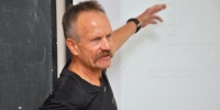 MATHEMATICIAN FROM THE CZECH REPUBLIC LECTURED AT PSU