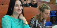 GRADUATE STUDENT FROM VILNYUS CAME AT PSU FOR STUDYING THE LAW